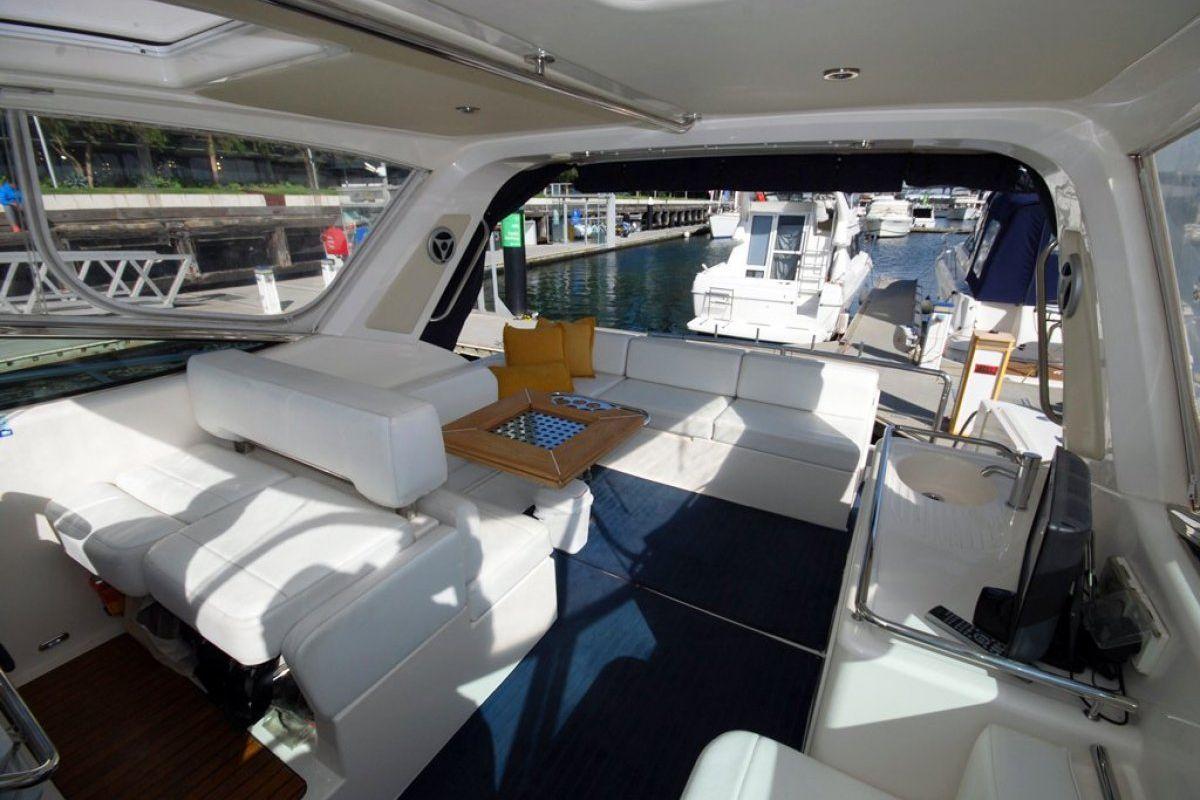 Riviera M400 Sports Cruiser 0 21