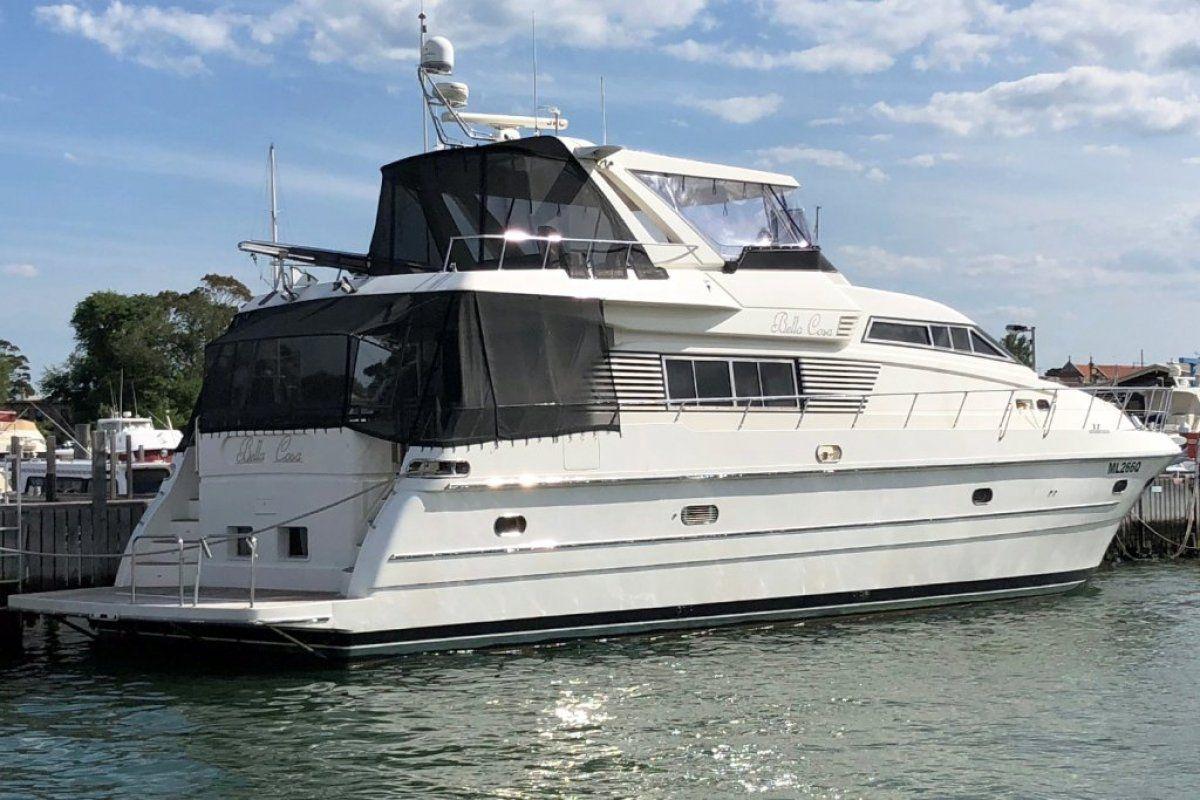 Monte Fino 70 Motor Yacht 0 26