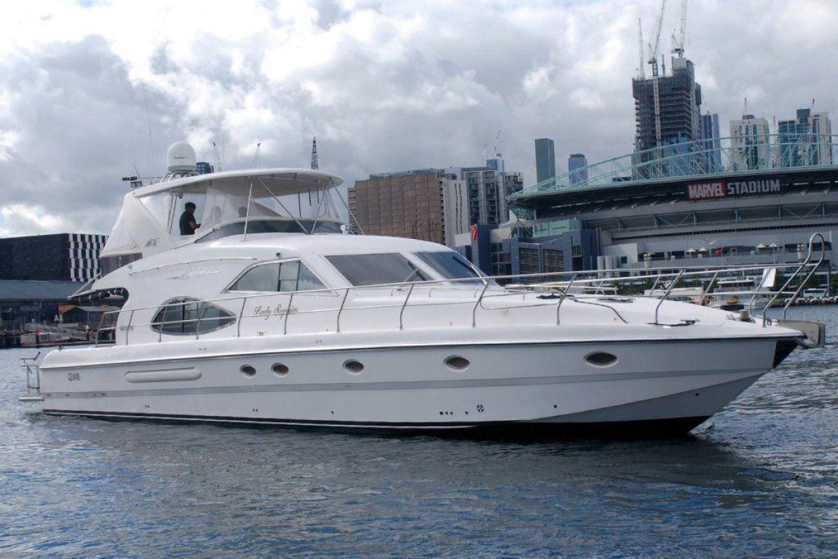 A S Marine 68 Motor Yacht 0 01