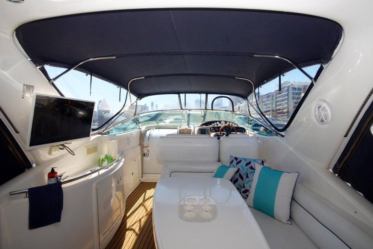 Riviera M430  Sports Cruiser 2002 18