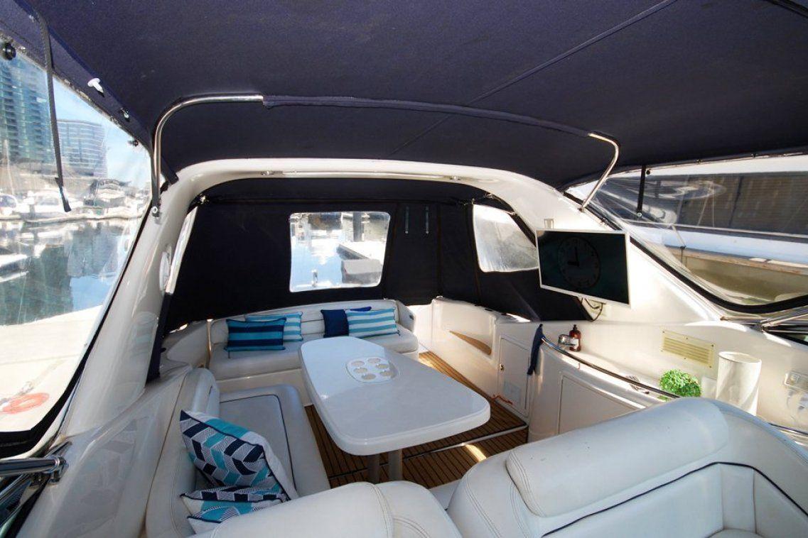 Riviera M430  Sports Cruiser 2002 17