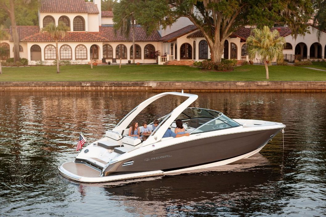 Regal 2800 Bowrider 0 15