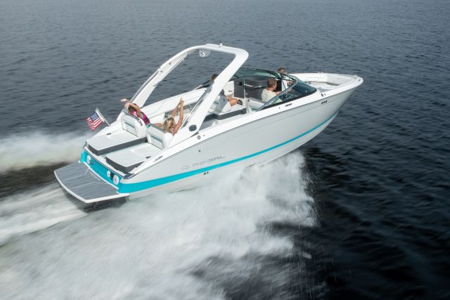 Regal LS6 Bowrider 0 00