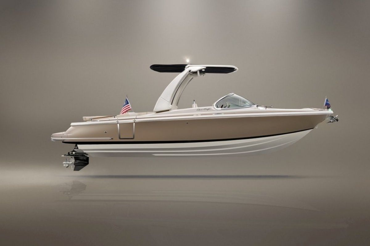 Chris Craft Launch 25GT 0 18