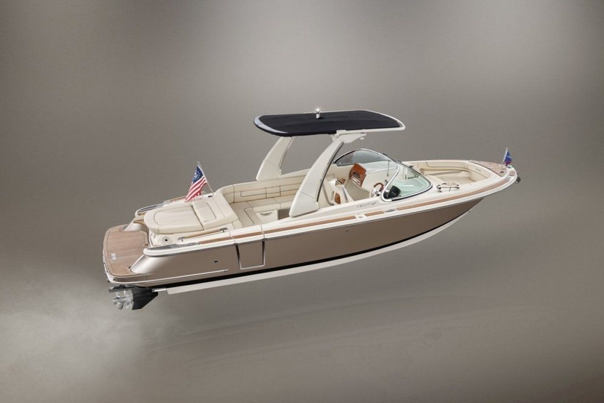 Chris Craft Launch 25GT 0 08
