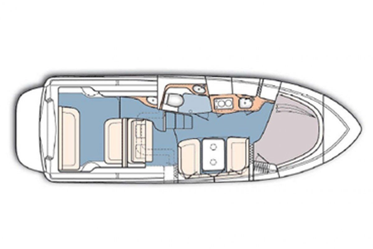 Sea Ray 335 Sundancer 0 15