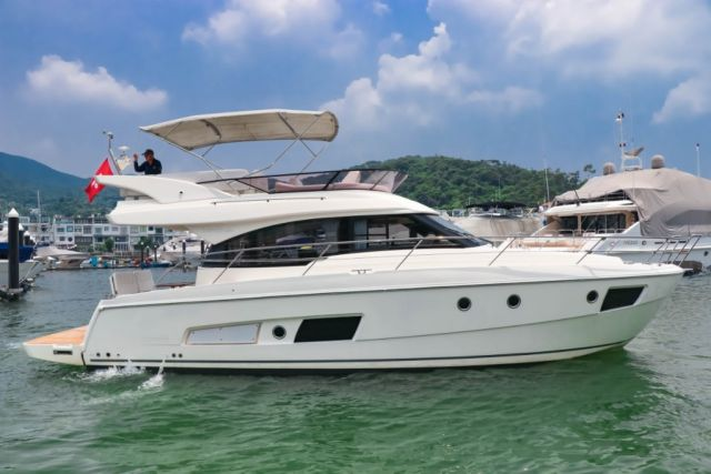 Bavaria 420 Virtess Flybridge 0 00