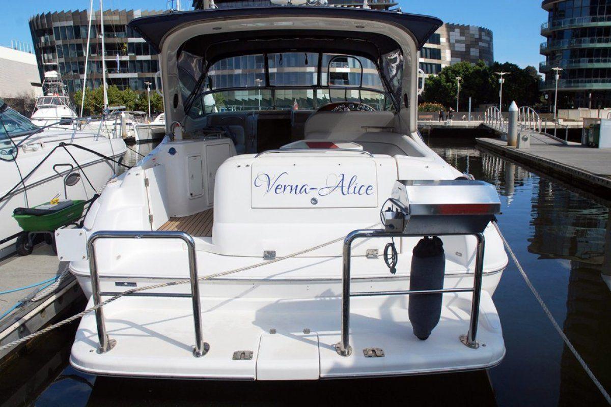 Riviera M370 Sports Cruiser 0 18