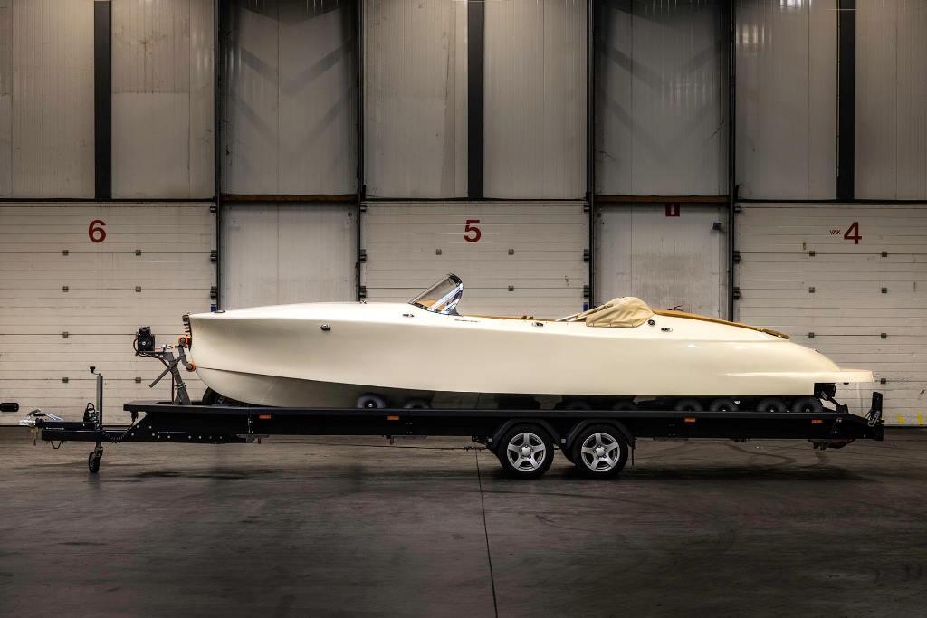 Hermes Speedster White 5