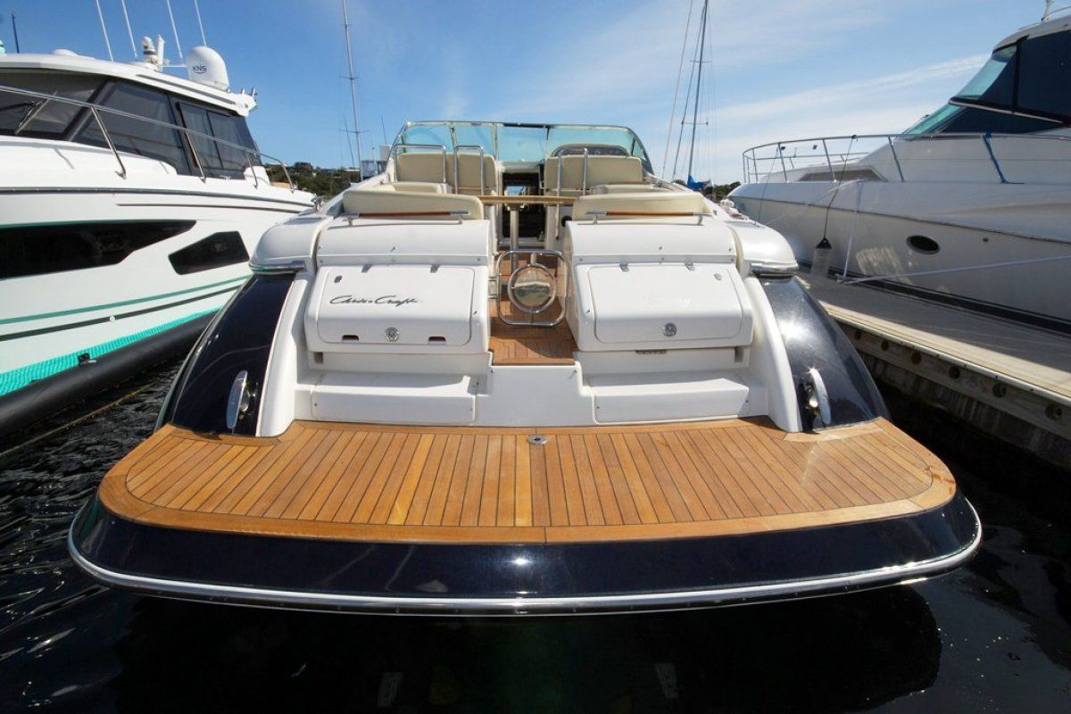 Chris Craft Corsair 36 0 13