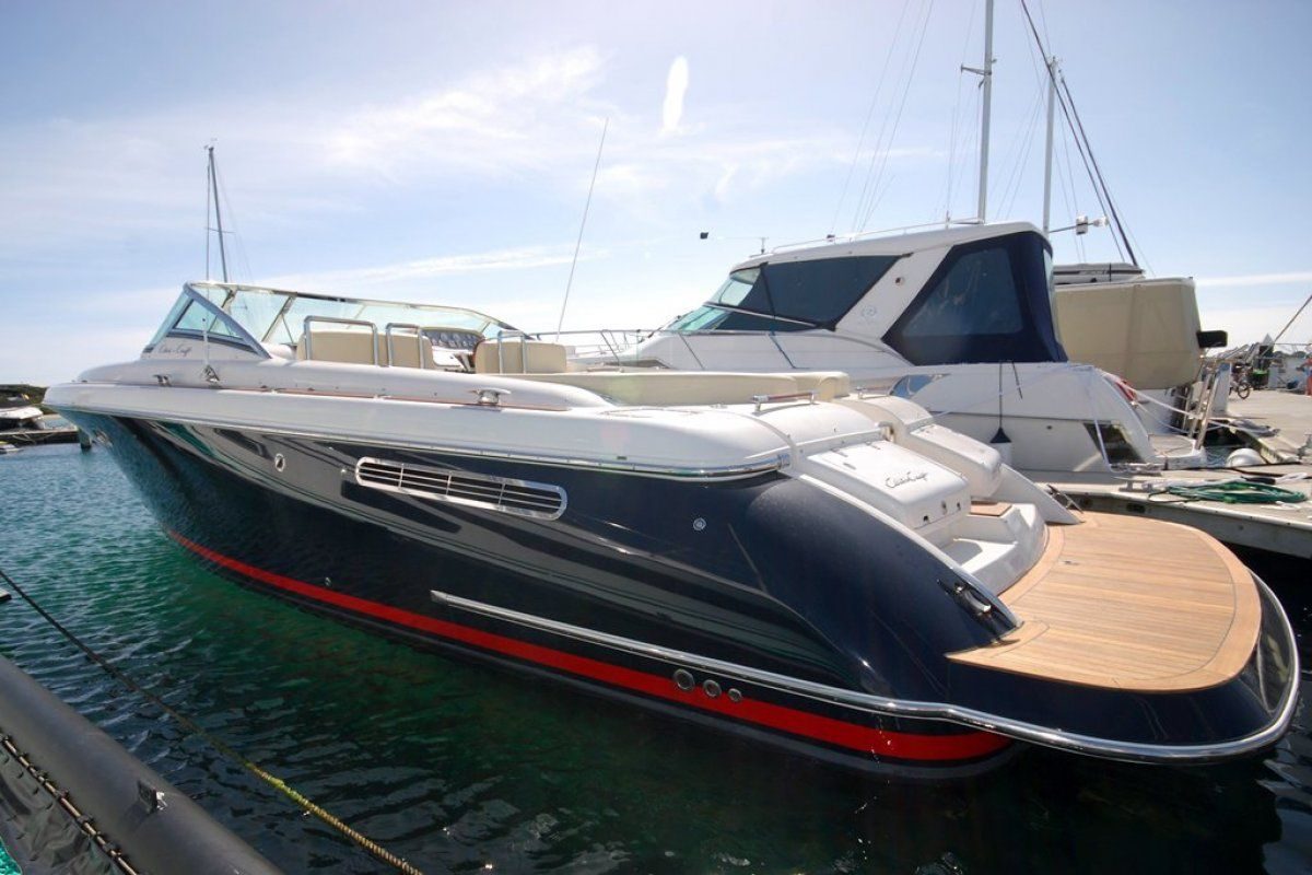 Chris Craft Corsair 36 0 14