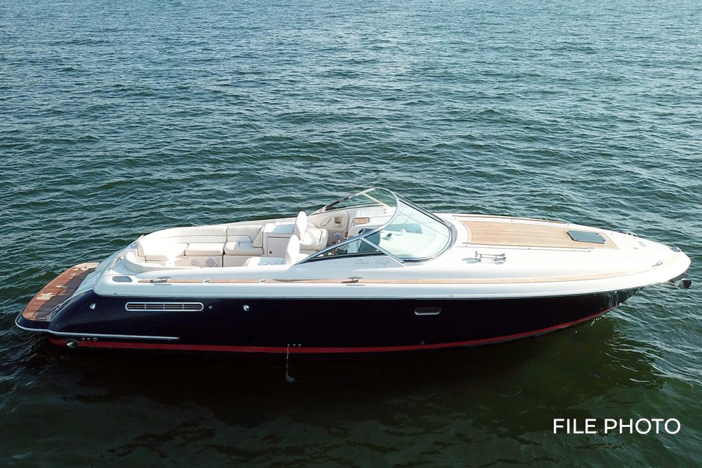 Chris Craft Corsair 36 0 01