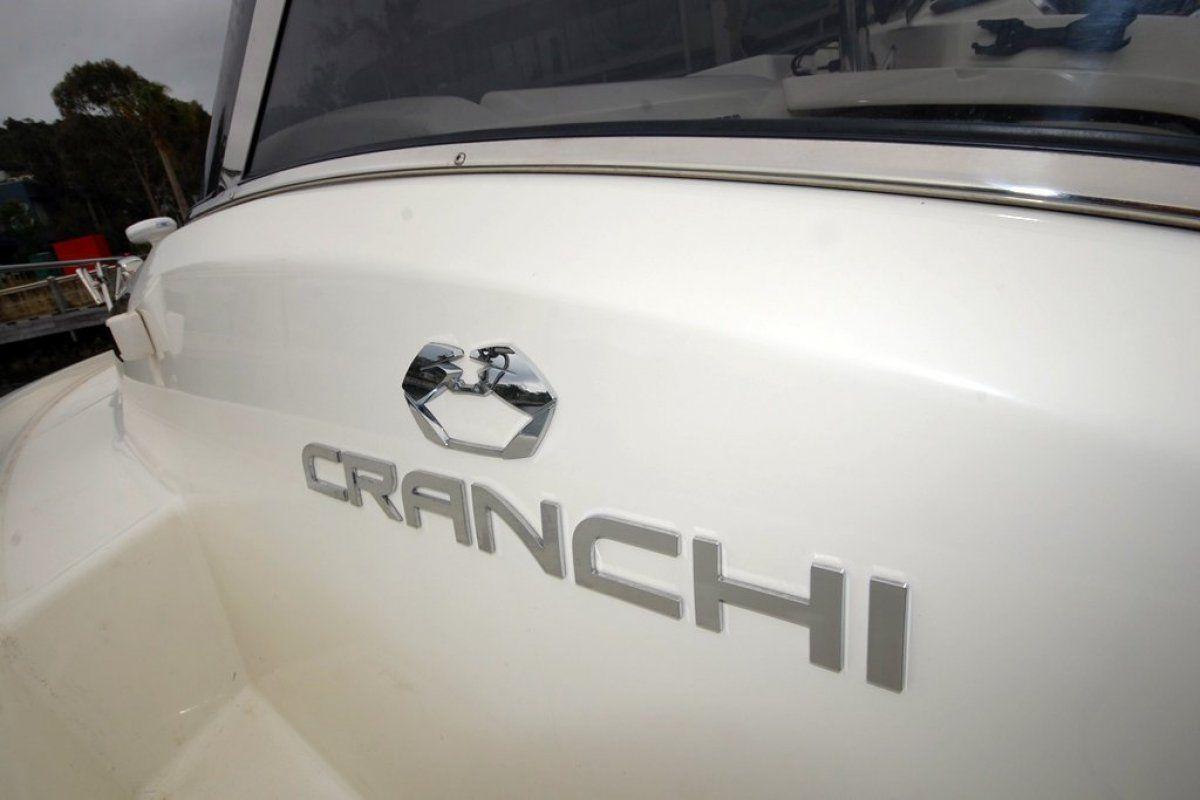 Cranchi Endurance 30 0 11