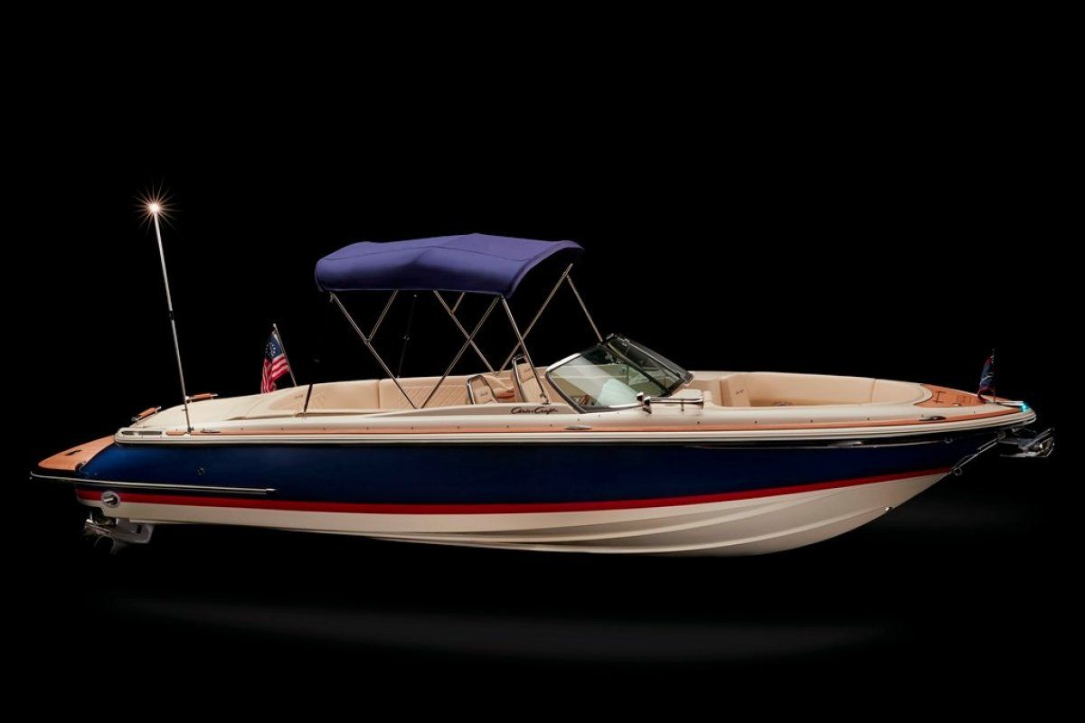 Chris Craft Launch 27 0 01