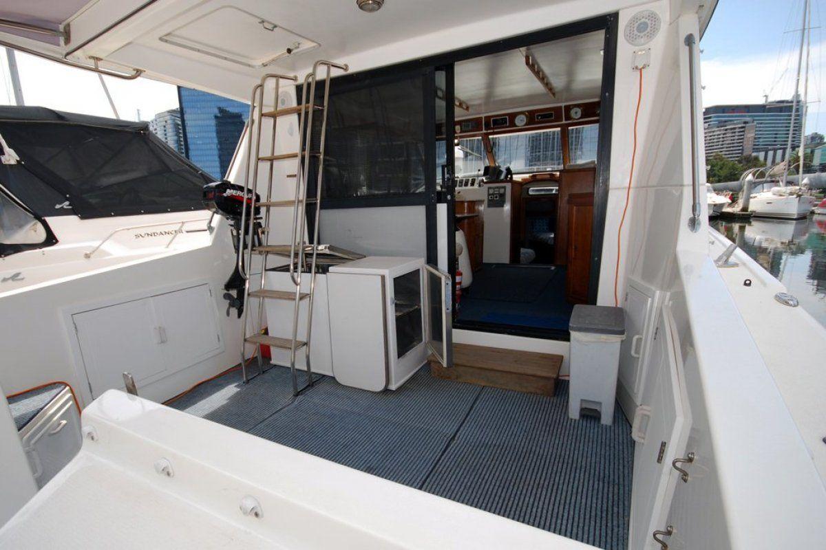 Fairway 36 Flybridge Cruiser 0 17