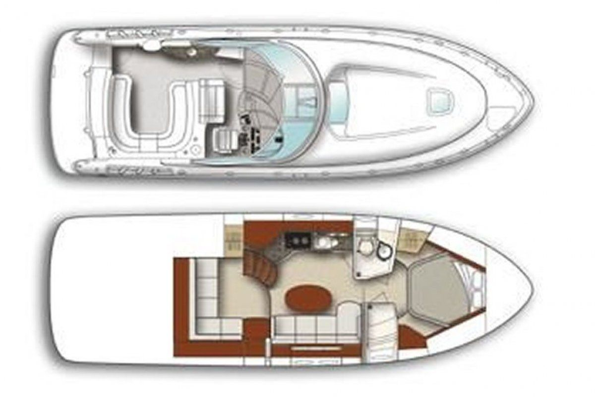 Sea Ray 425 Sundancer 0 21