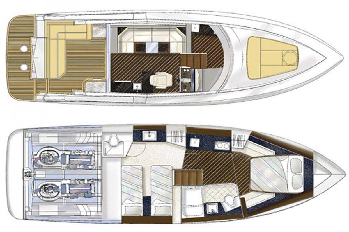 Cruisers Yachts 41 Cantius 0 22