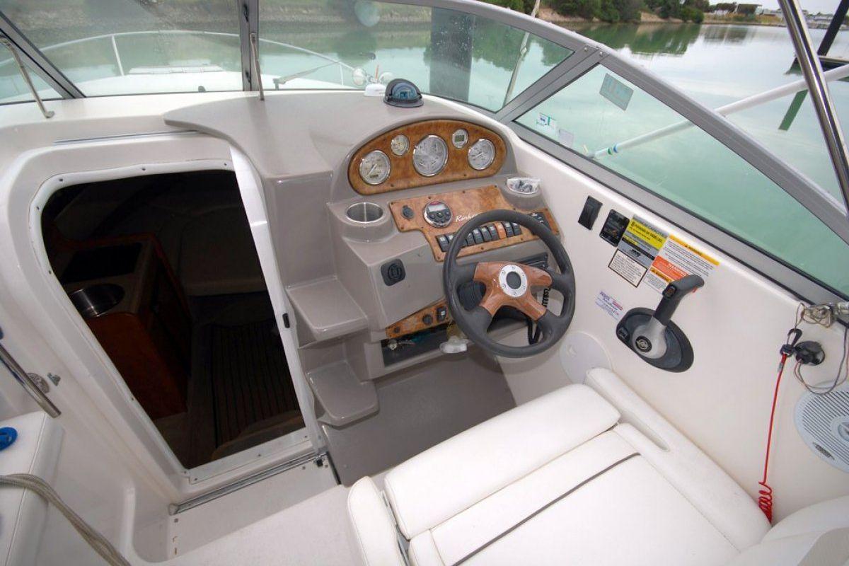 Rinker 250 Express Cruiser 0 10