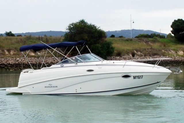 Rinker 250 Express Cruiser 0 00