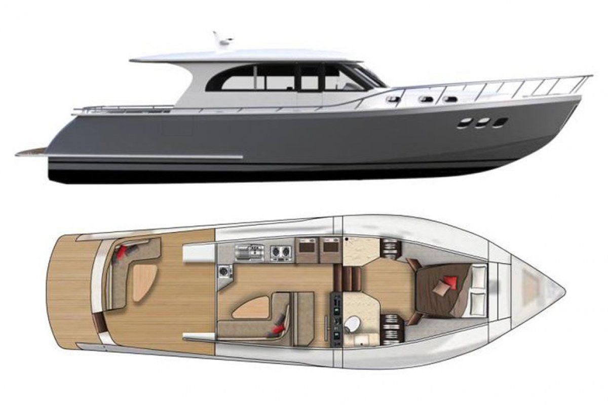 Island Gypsy Newport 460 0 18