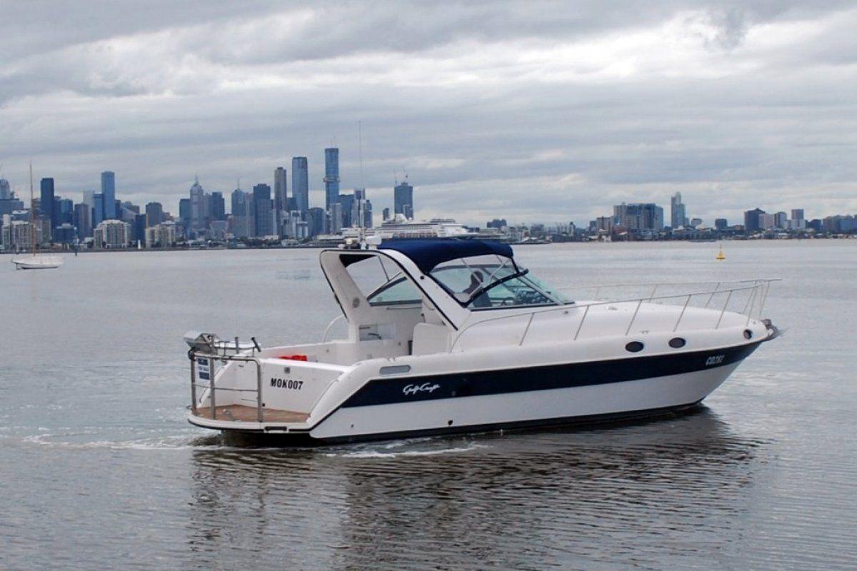 Gulf Craft Ambassador 36 0 03
