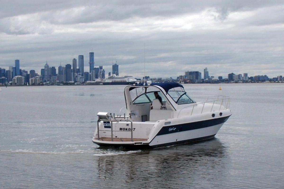Gulf Craft Ambassador 36 0 21