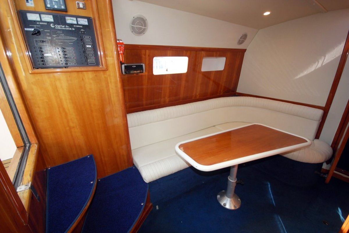 Gulf Craft Ambassador 36 0 07