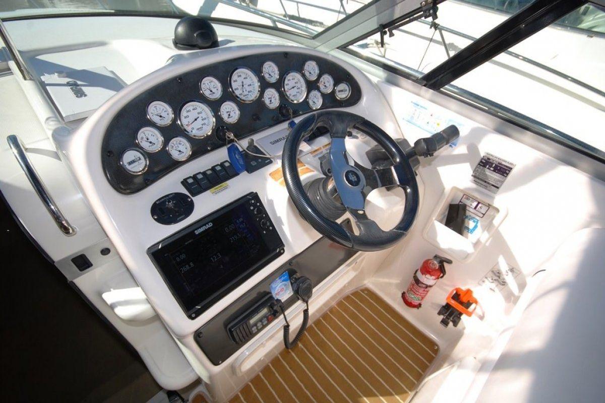 Mustang 3800 LE Sportscruiser 0 08