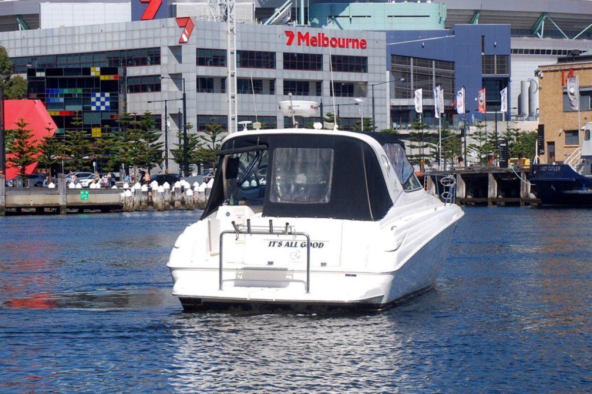Riviera M370 Sports Cruiser 2002 20
