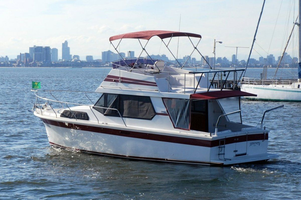 Fairway 36 Flybridge Cruiser 0 23