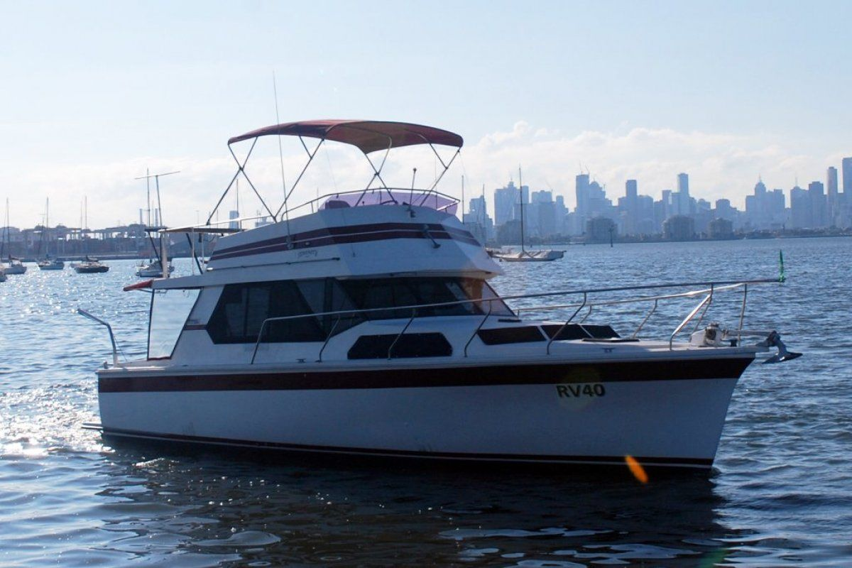 Fairway 36 Flybridge Cruiser 0 02