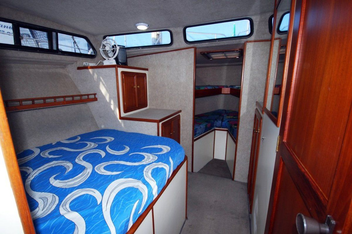 Fairway 36 Flybridge Cruiser 0 13