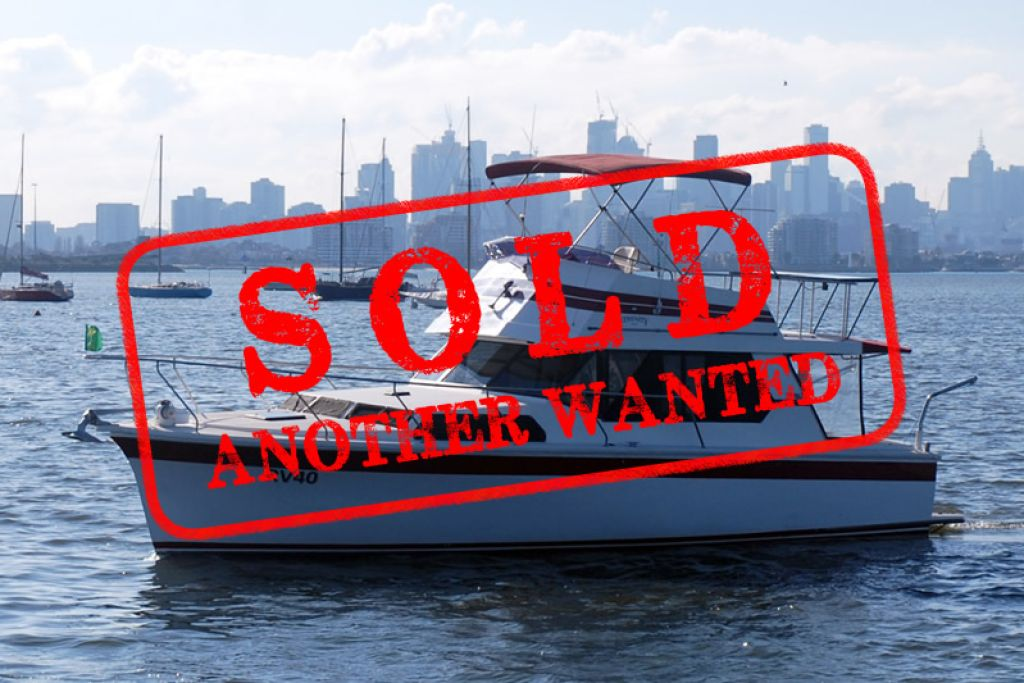 Fairway 36 Flybridge Cruiser 0 00
