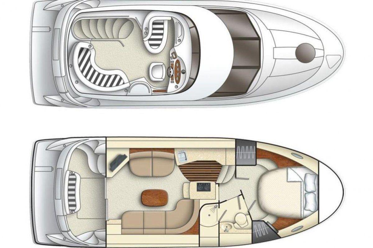 Meridian 341 Sedan 2006 24
