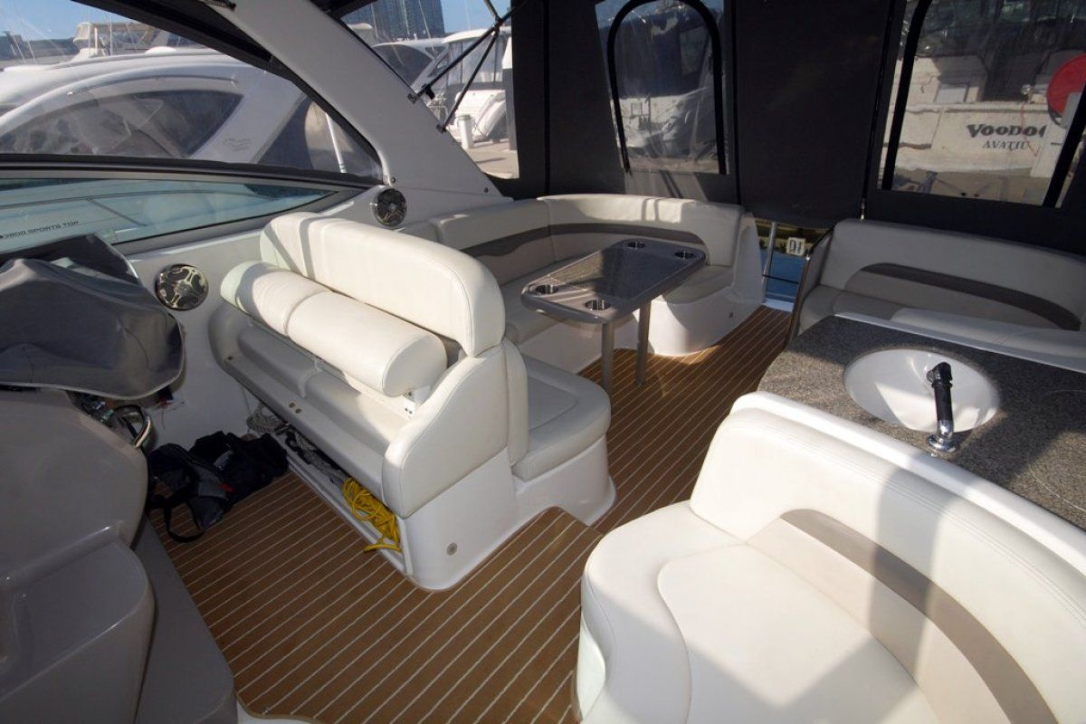Chaparral 350 Signature 2012 13