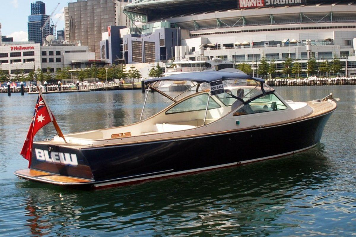 Nordic Star 33 Runabout 2007 01