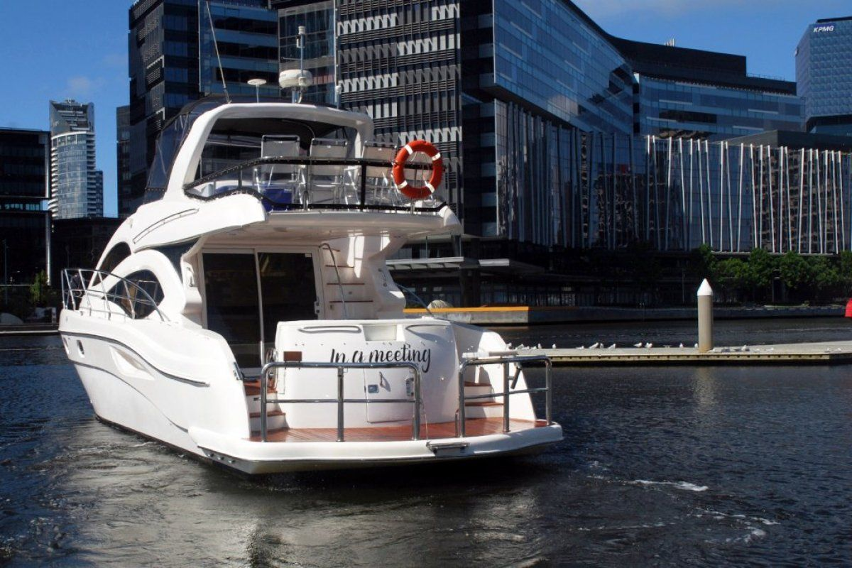 Majesty Yachts 50 0 27