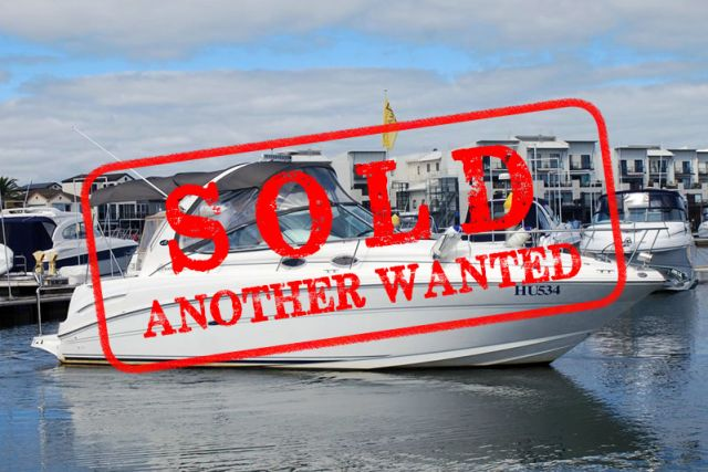 Sea Ray 335 Sundancer 2004 00