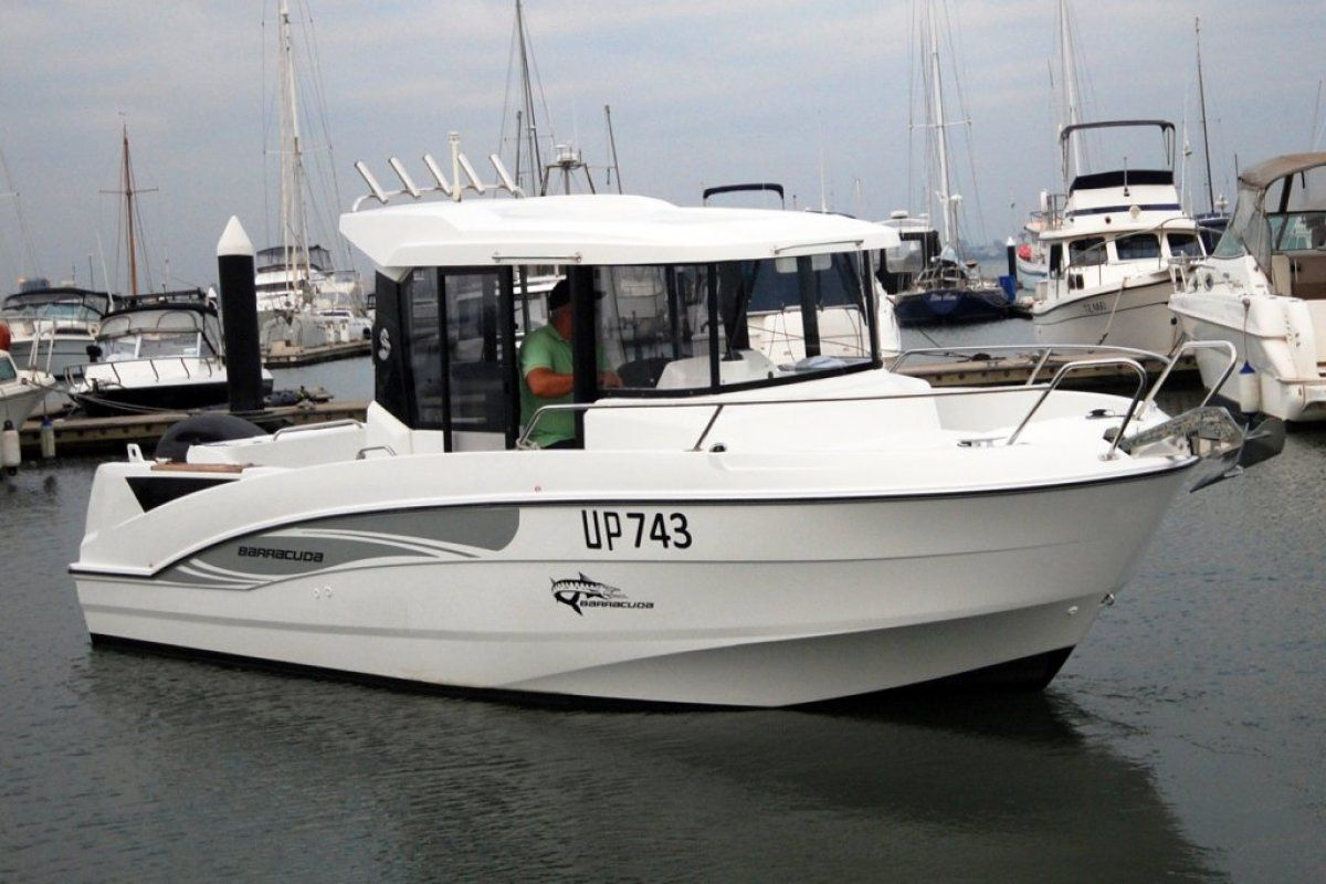 Beneteau Barracuda 7 0 05
