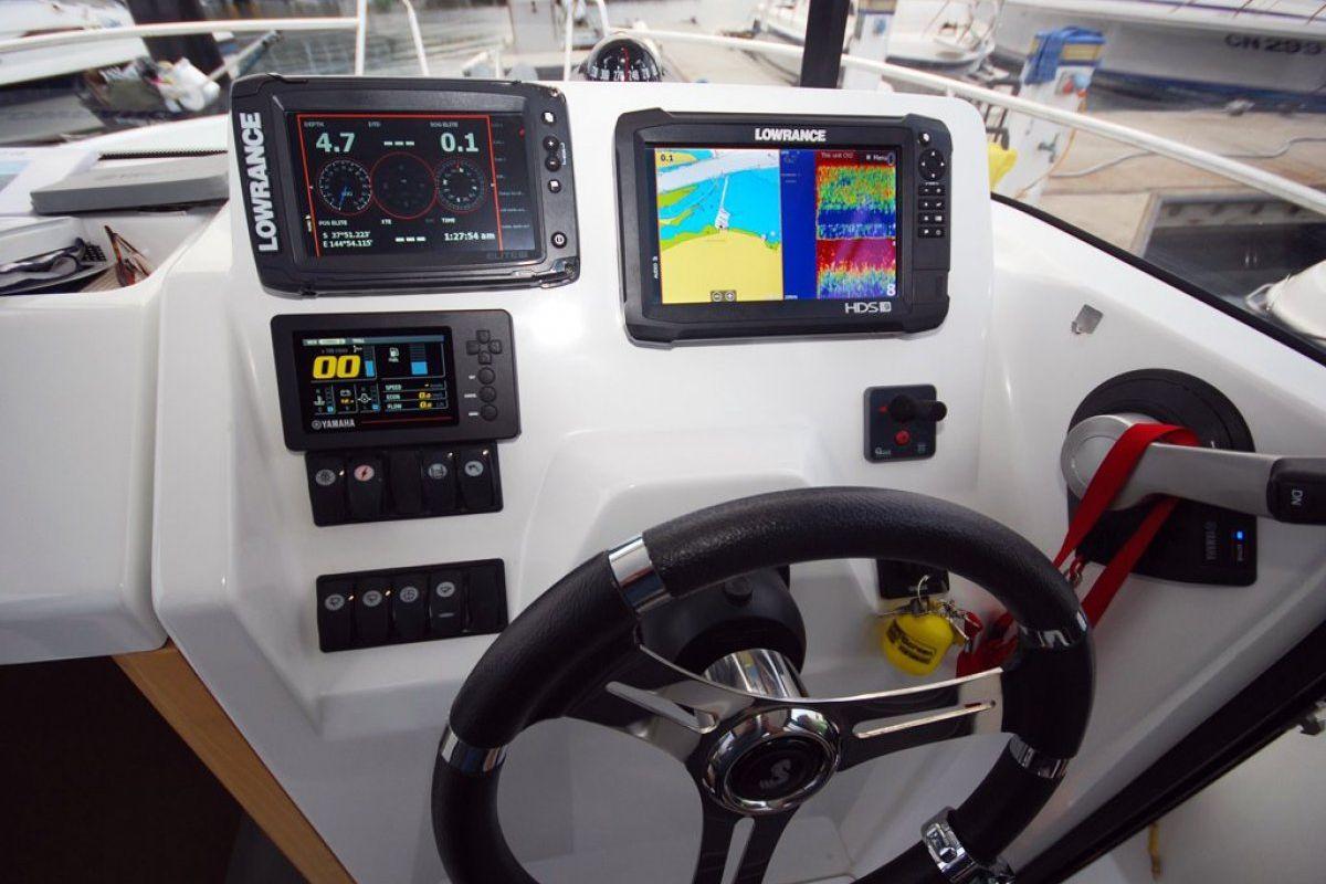 Beneteau Barracuda 7 0 02