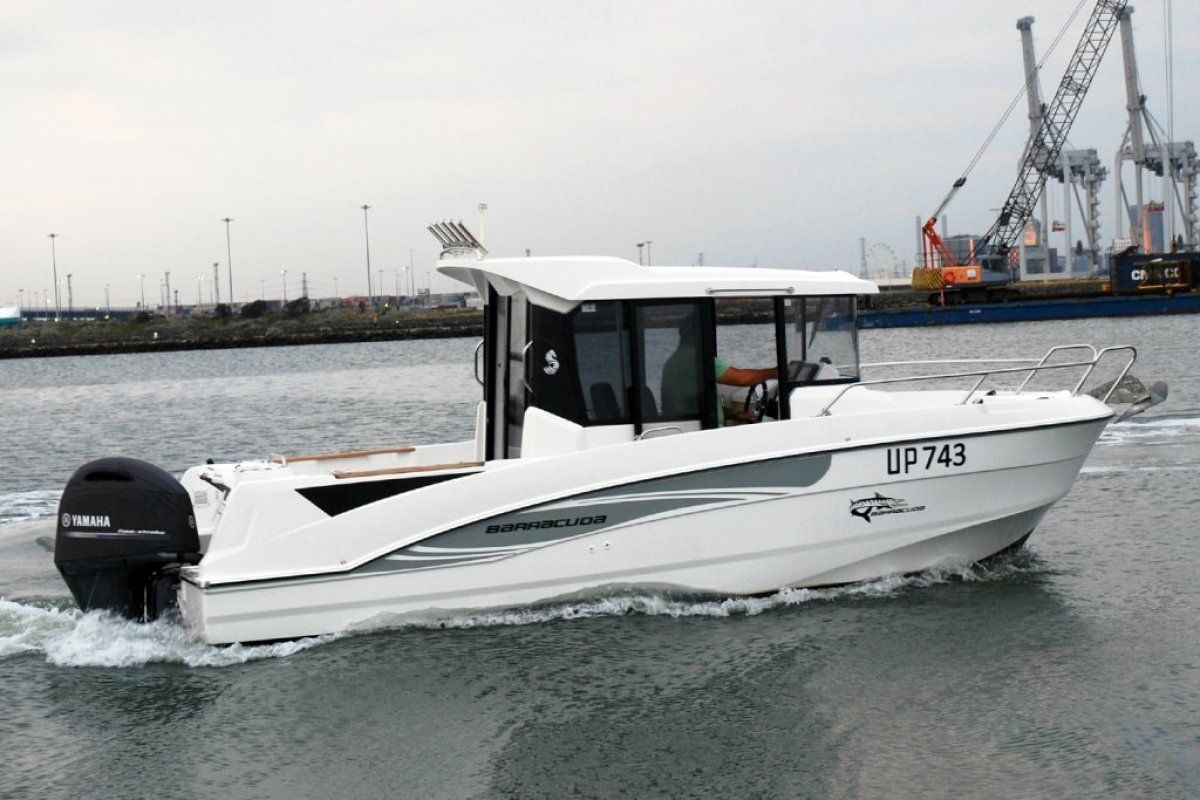 Beneteau Barracuda 7 0 04