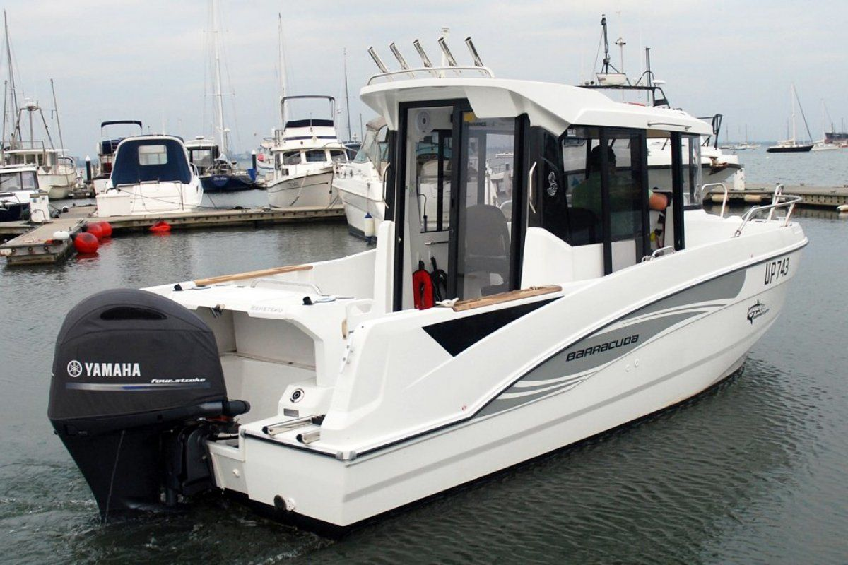Beneteau Barracuda 7 0 03