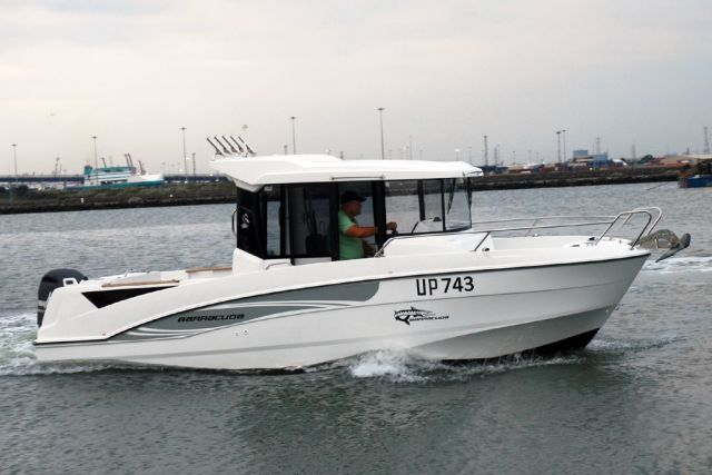 Beneteau Barracuda 7 0 00