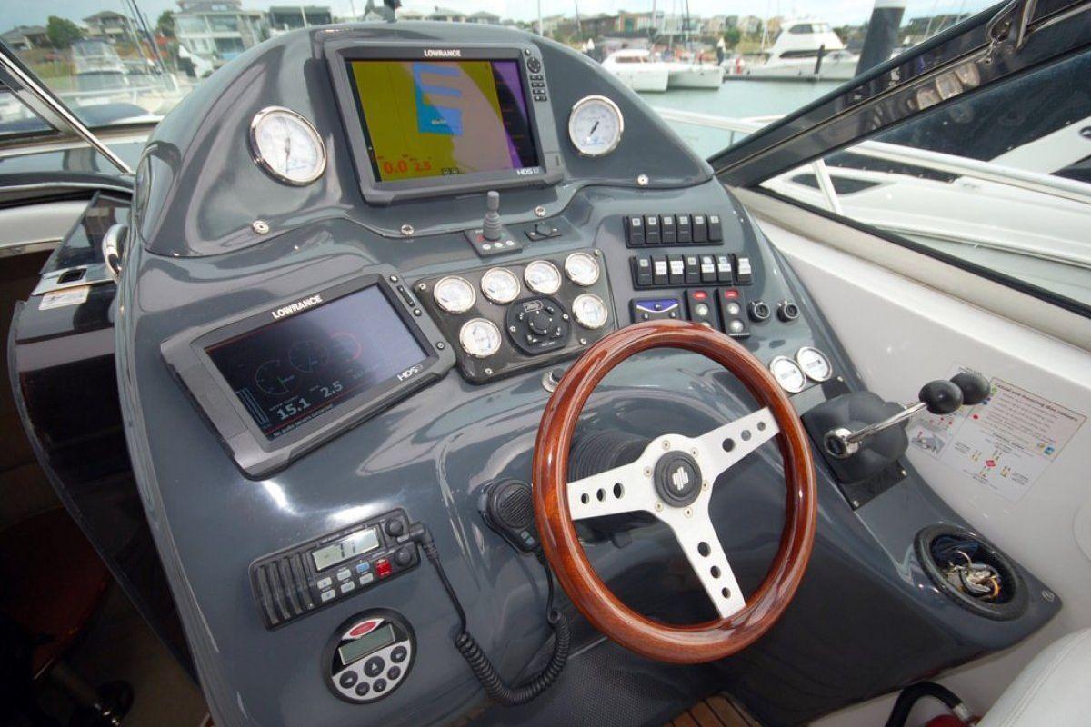 Mustang 4200 Sportscruiser 2006 19