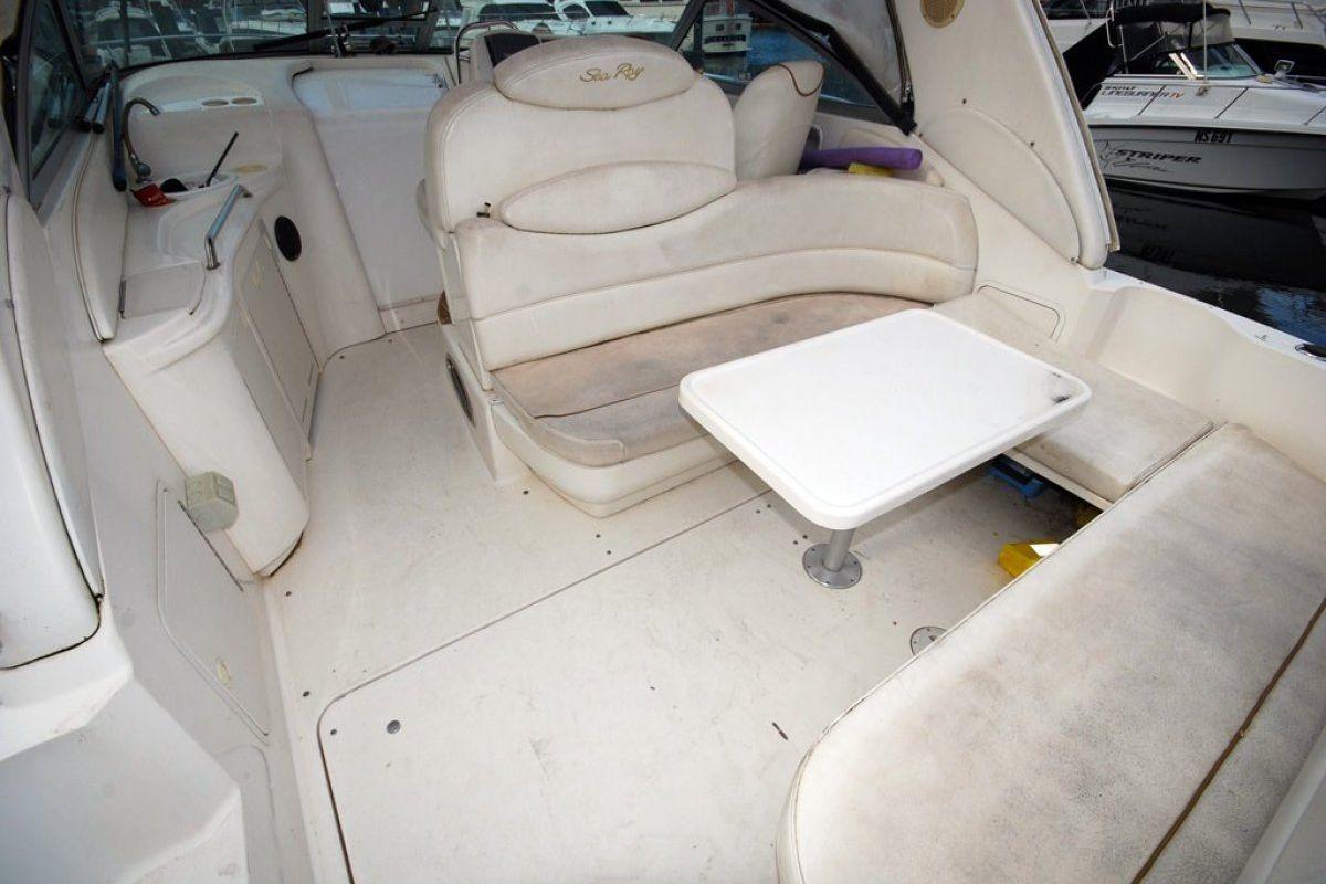Sea Ray 340 Sundancer 0 06