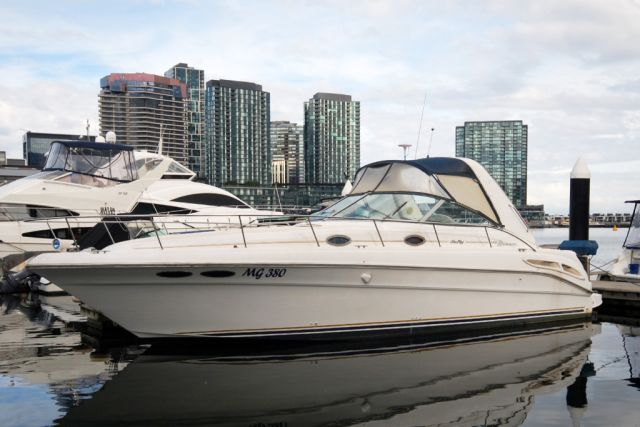 Sea Ray 340 Sundancer 0 00