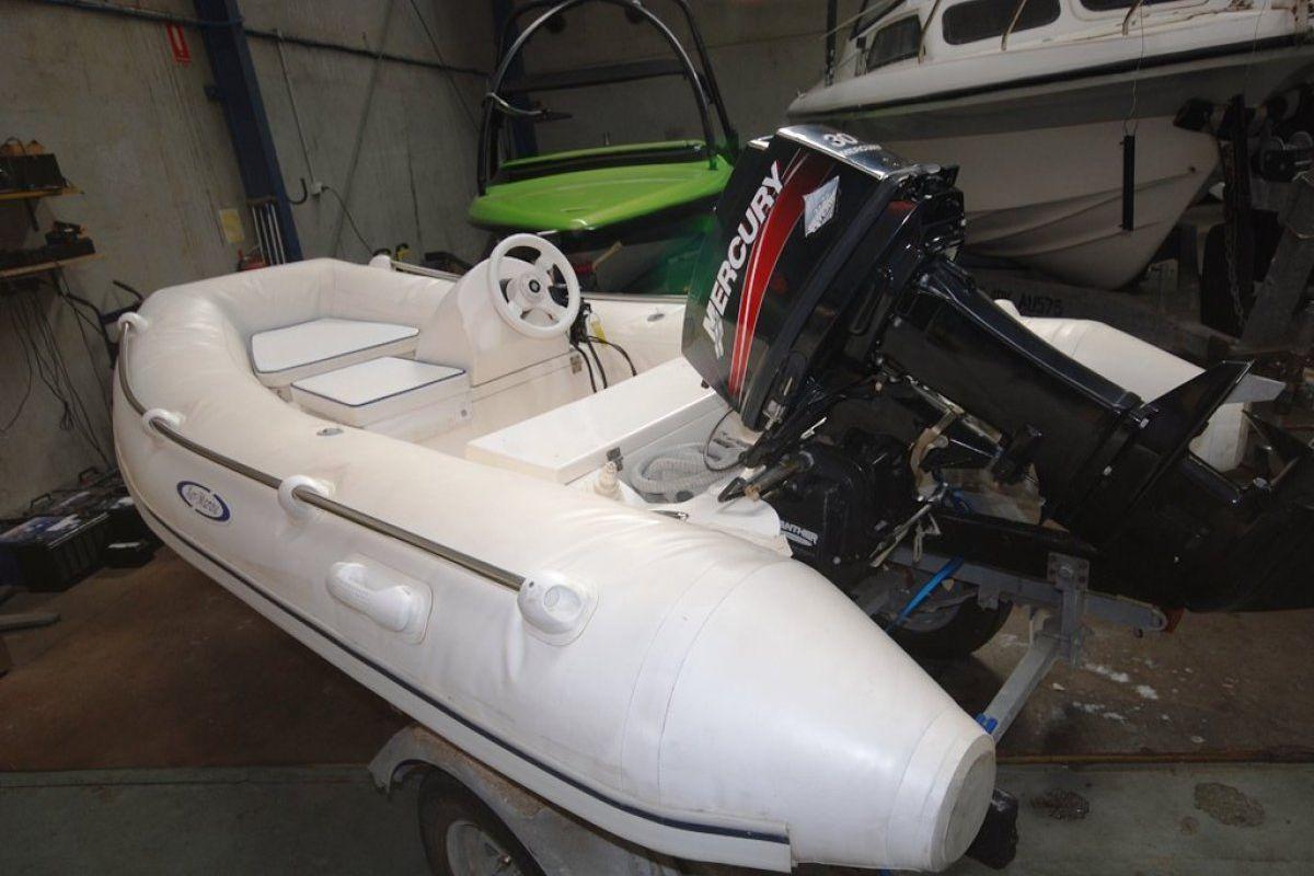 AER Marine 320 Evolution 0 07