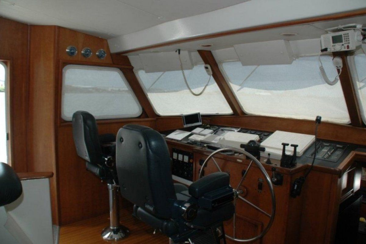 Expedition Long Range Motor Yacht 0 13