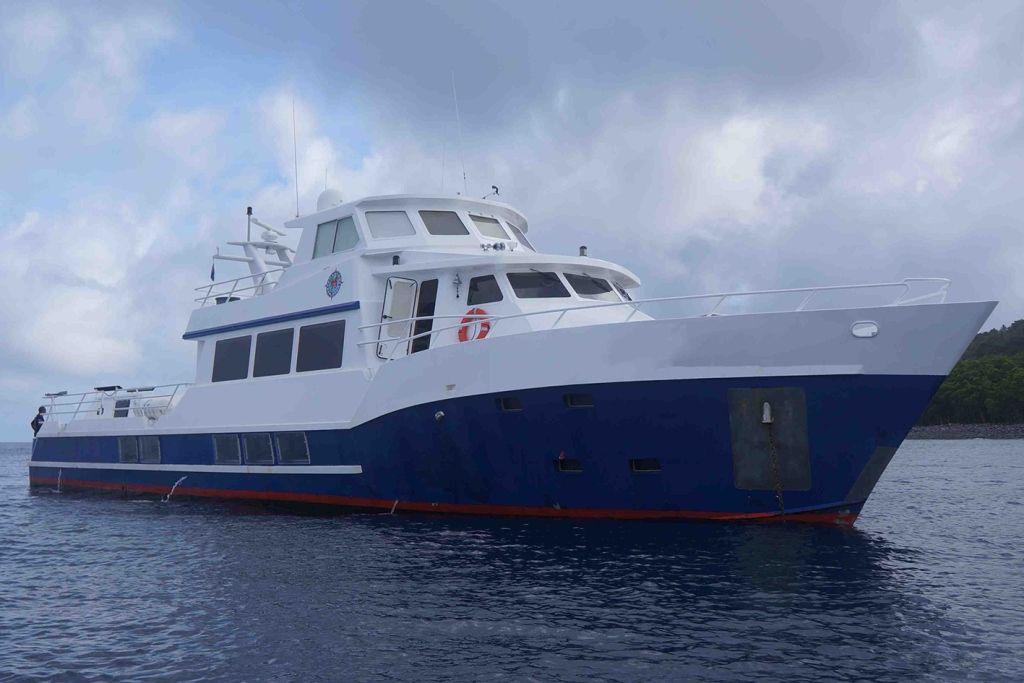 Expedition Long Range Motor Yacht 0 00
