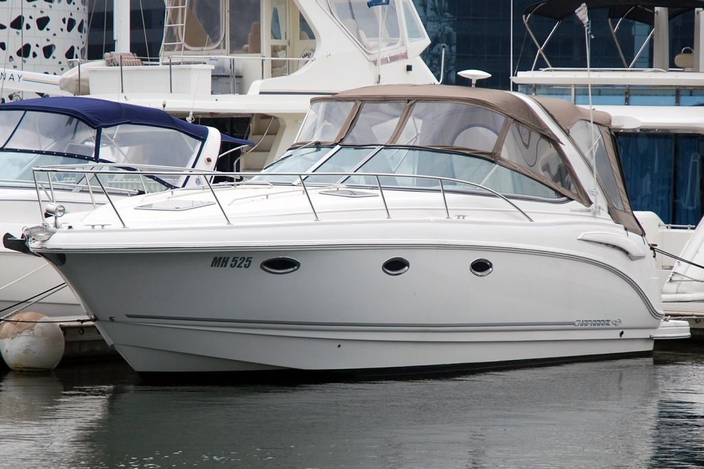 Chaparral 350 Signature 2012 00